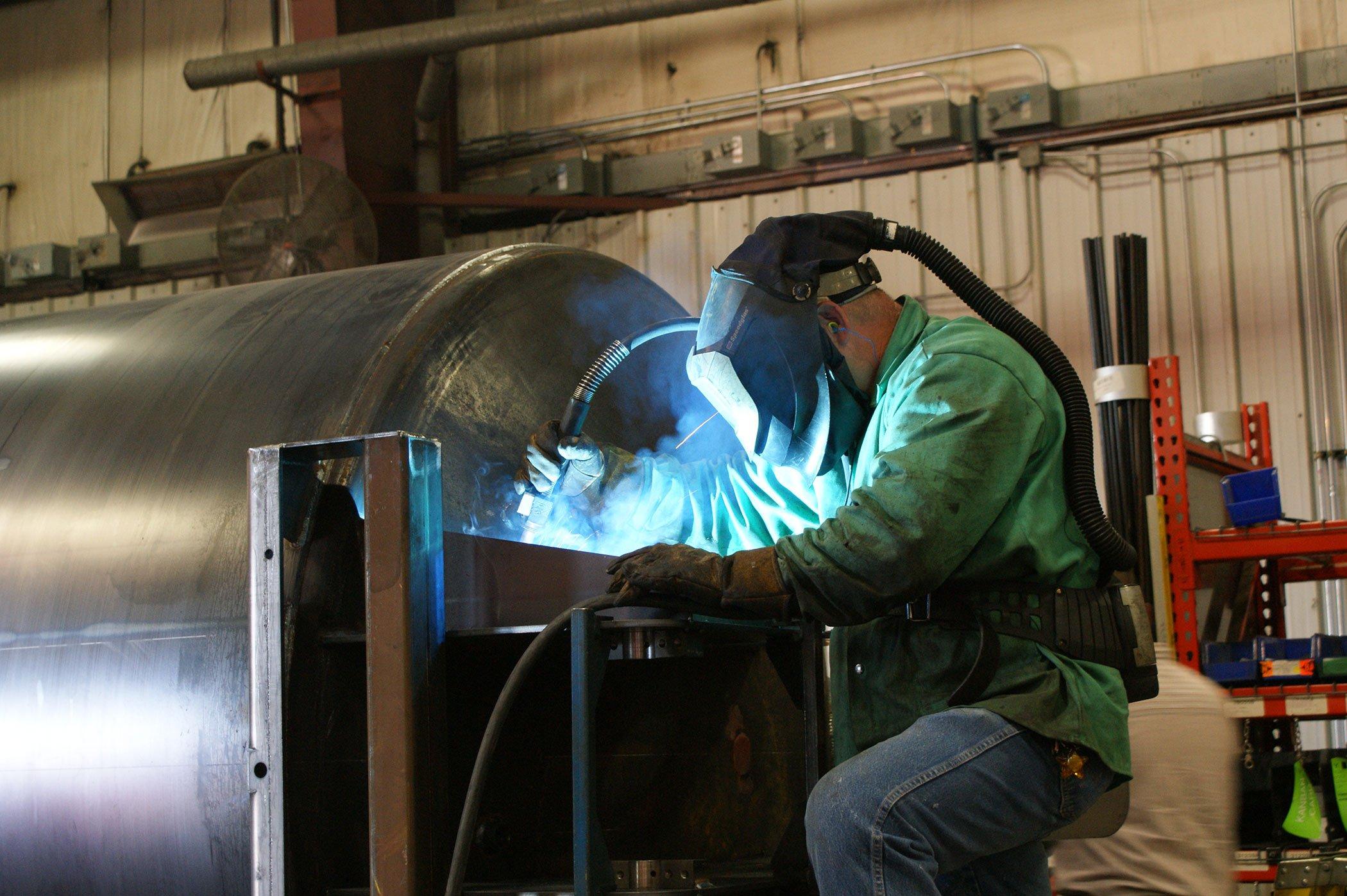 Industrial Vacuum Truck Parts